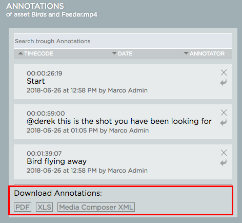 Downloading Annotations - Strawberry Manuals - 5 4