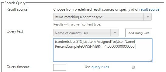 Search in SharePoint   Microsoft Docs