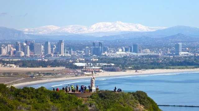 outdoor activities while in san diego