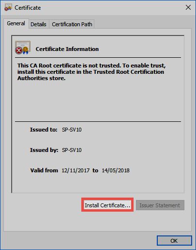 Beautiful Root Zertifikat Update Adornment - Online Birth ...