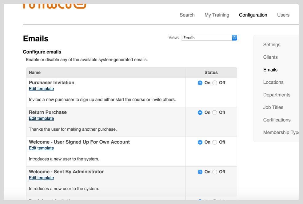 Customize email templates - Quickstart Guide - 2