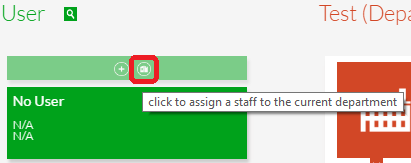 Assign User Button