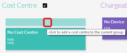 Add New Cost Centre