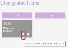 View Device in Directory