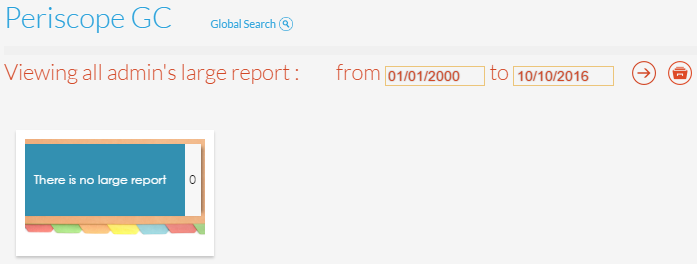 Large Reports Page