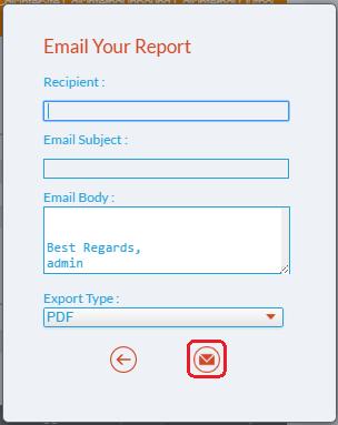 Enter Email Details