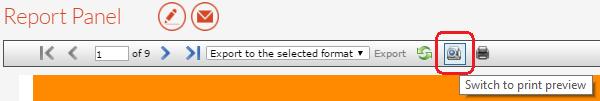 Print Preview Button