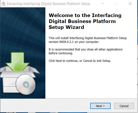 3  Installing the System - BPMS - Designer Manual - 1