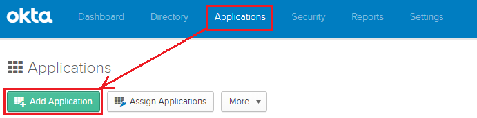OKTA Configuration for SAML Authentication - EPC - Support and