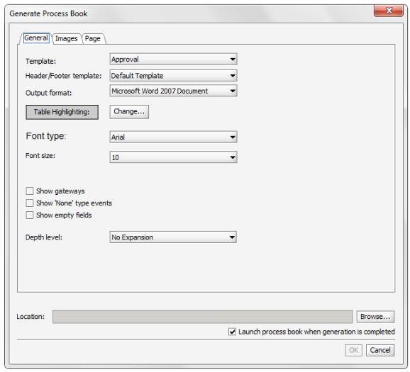 generate a process book epc modeler manual 10 0