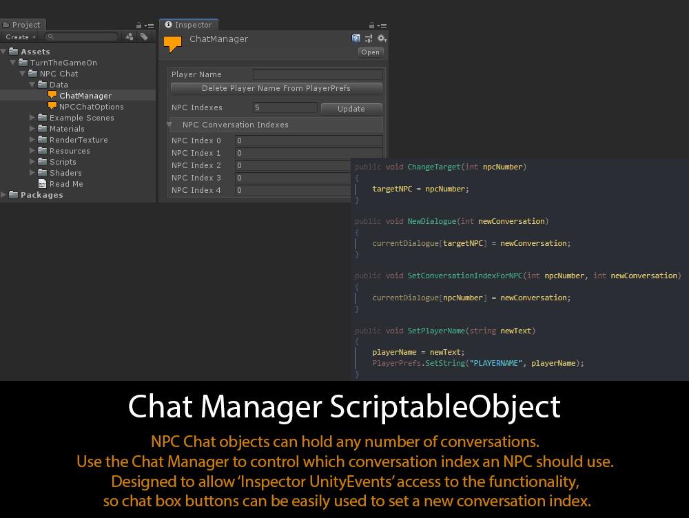 NPC Chat – Introduction - NPC Chat - 1 9