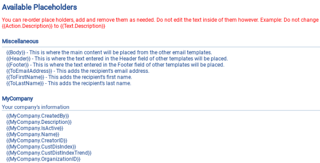 email templates customer support software documentation 1