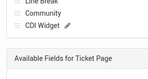 Custom Ticket Widget - Customer Support Software Documentation - 1