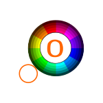 ZLHoop Color Wheel Button