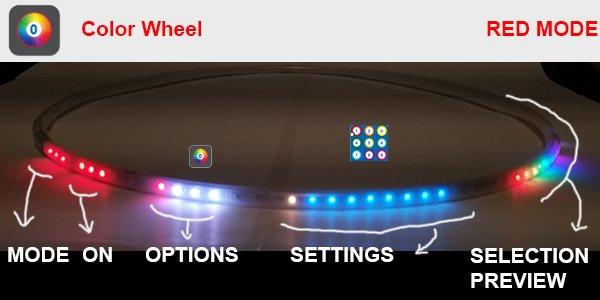 Color Wheel Mode - ZL PANDORA - 1