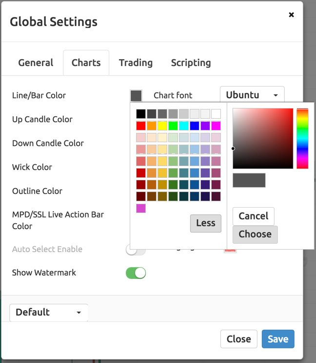 Candle Color Options Manual 10