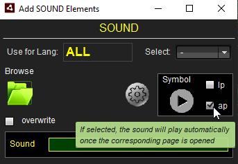 Add Sound Elements - mz3Tool - 2 4 3 13