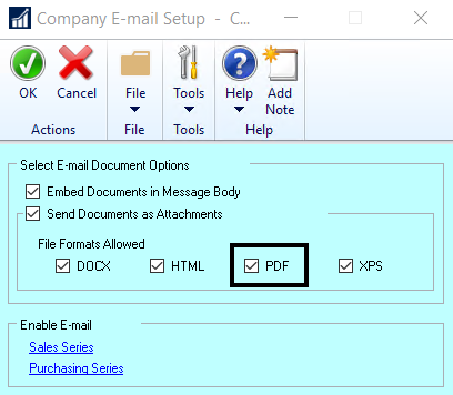 Configure Email Settings Mekorma Products User Guide Build X78