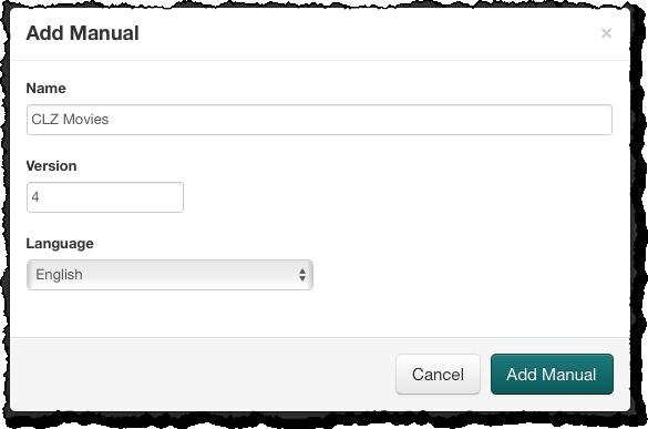 creating a manual user manual 1 0