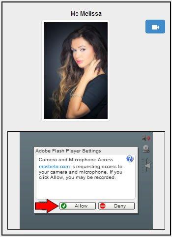 Chat Flash webcam