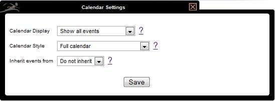 Create a Calendar - FrontRunner Manual - 1