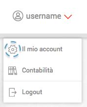 il-mio-account