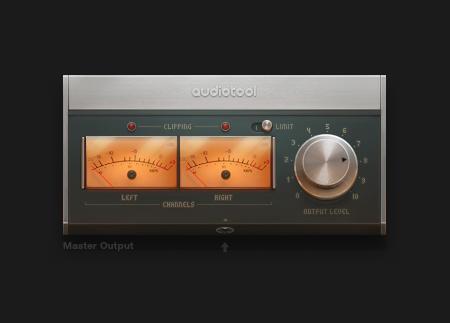 Master output