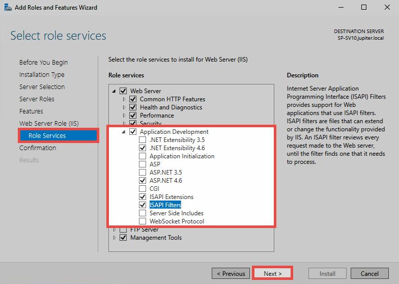 Installation of WebAccess - Password Safe V8 - 8 2 0