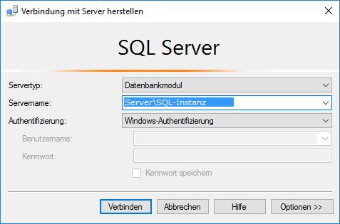 Grundkonfiguration - Password Safe V8 - 8.6.0