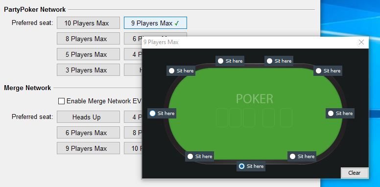 Party poker hud not working promo casino esbly