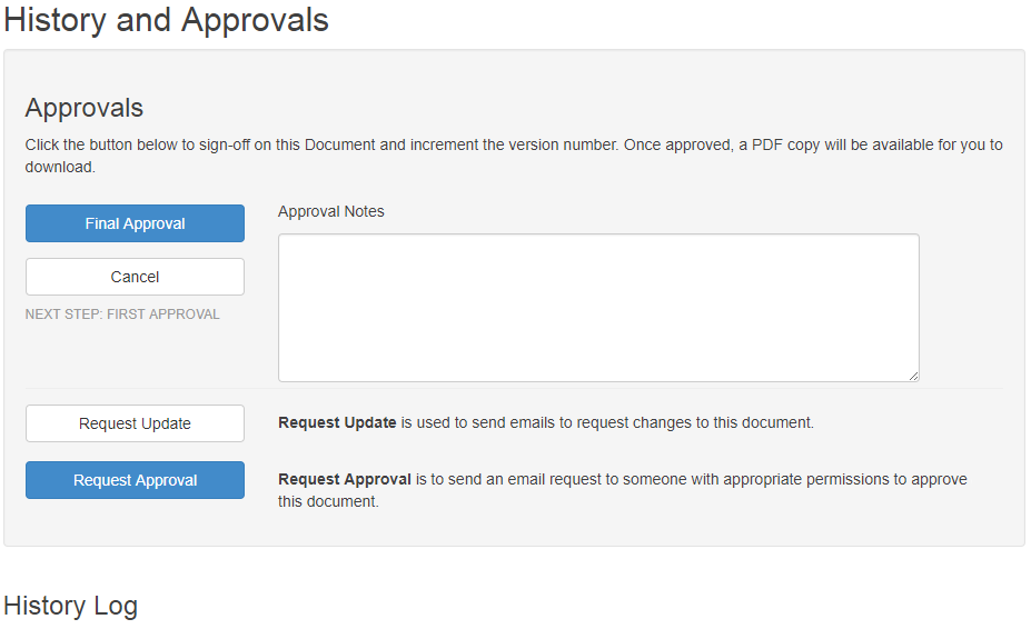 Plan Multi-step Approval Workflow - Catalyst Administrator