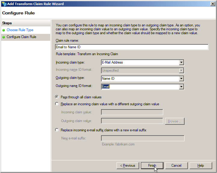 Single Sign on with SAML - Catalyst Administrator Guide - 1