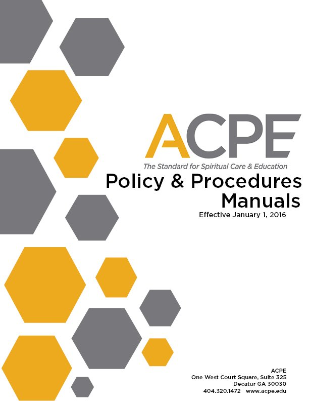 Arf policy and procedure manual | oncourse learning healthcare.