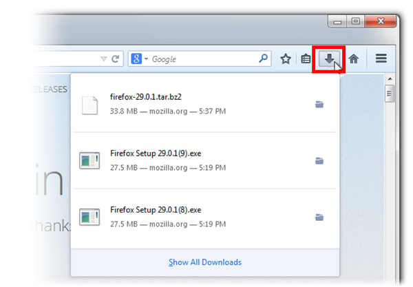 4 6 2 Firefox Browser - Online Manual - 1