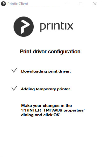 How to work with print driver configurations - Printix Administrator