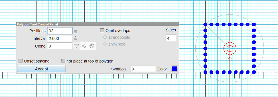 Polygon Tool - Pyware 3D User Guide - 9 0