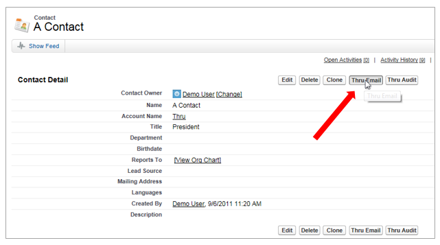 1 1 – Sending Files and Folders – Thru Add-In for Salesforce