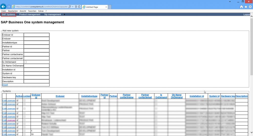 Manage Systems - Automotive One Development - 1