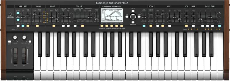 Behringer DeepMind - OmnisphereHW - 2 5