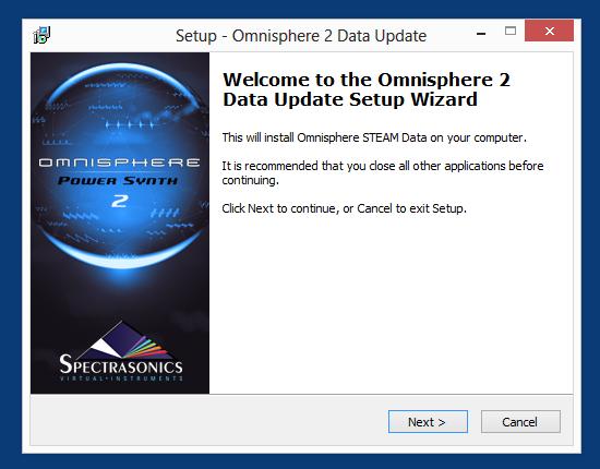 file is write protected omnisphere 2