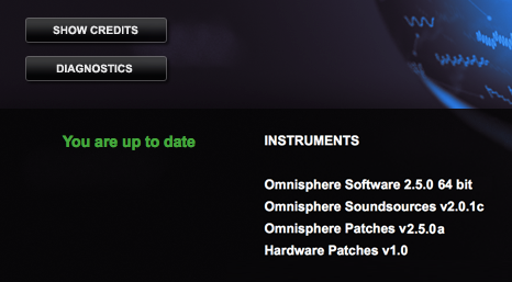 How to update omnisphere patch library | [REQ] Omnisphere 2 3 2f
