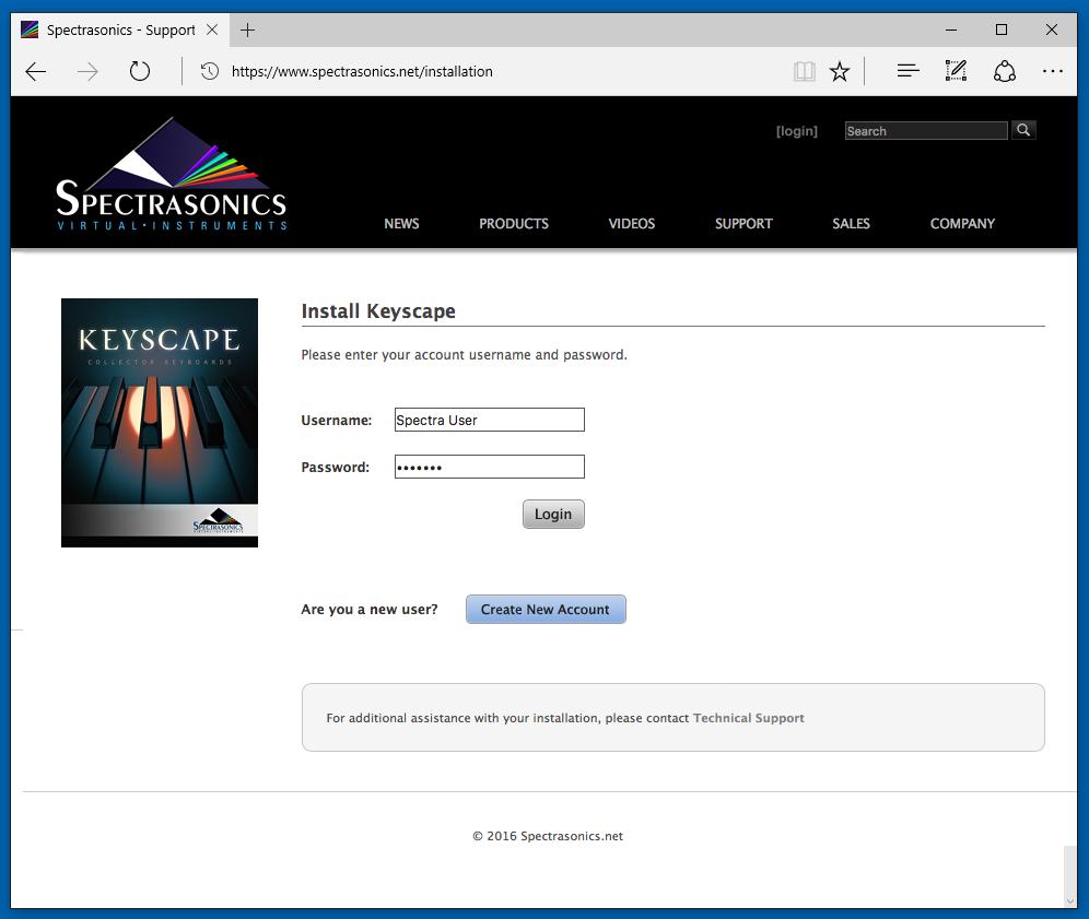 Media Install (Win) - Keyscape - 1 1