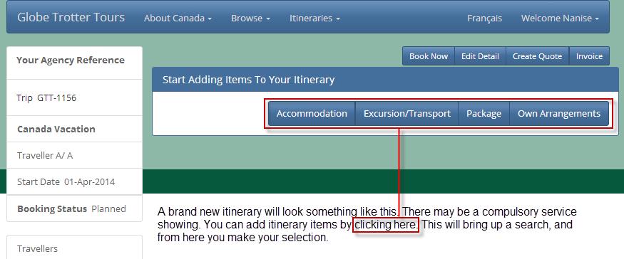 new itineraries destination travel solution affiliates 1