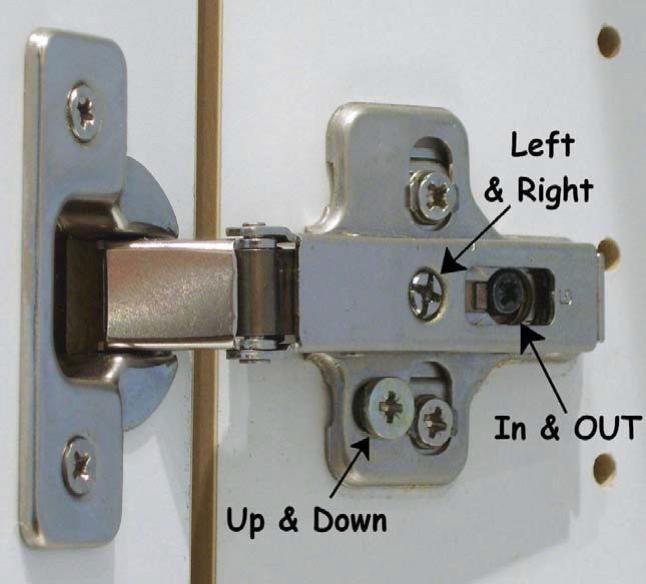 Adjusting The Doors Installation Manual 1