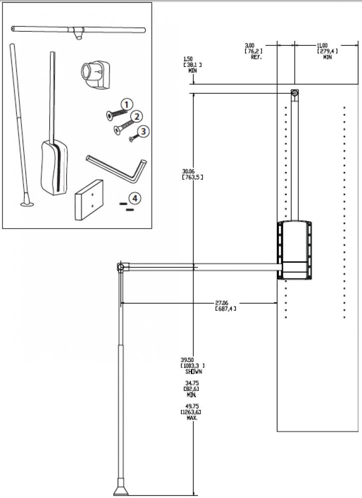 Wardrobe Lift Installation Manual 1