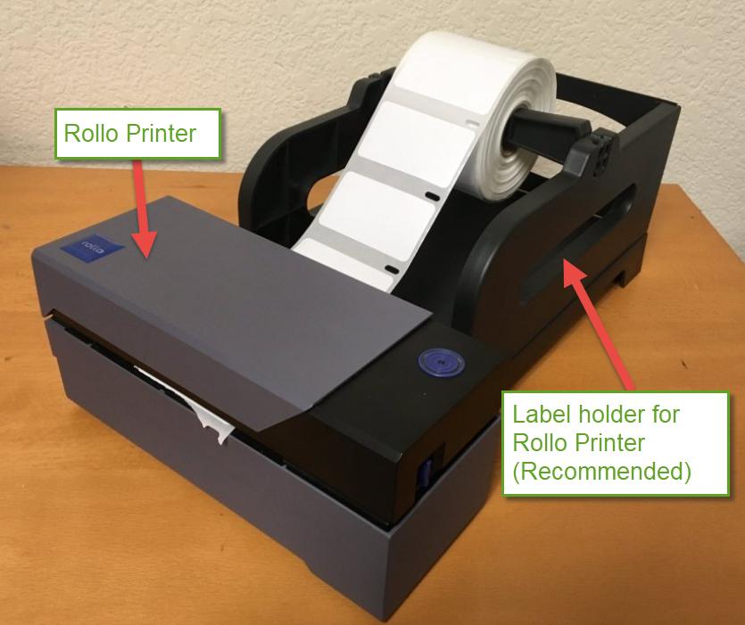 Rollo Printer - ASellerTool Solutions User Guide - 1