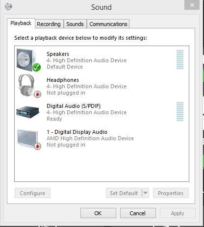 Audio Tab - Hippotizer V4 - 4 4 5