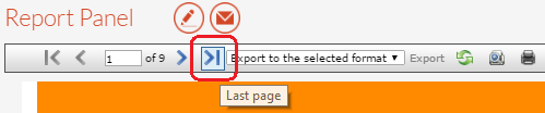 Last Page Button
