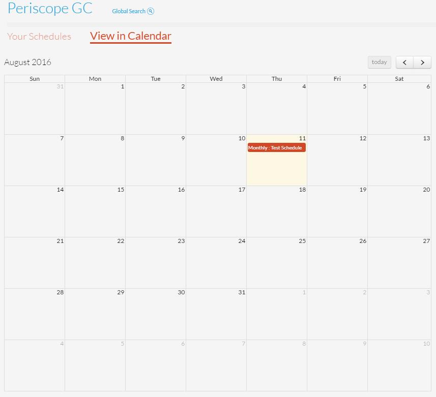 View in Calendar