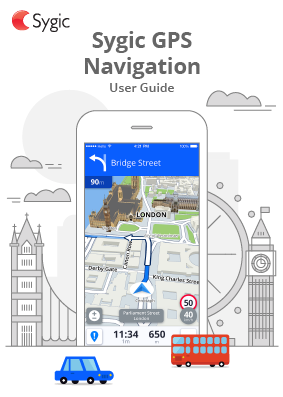 Map download - Sygic GPS Navigation for iOS - 16 4
